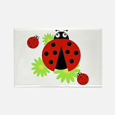 Ladybugs Magnets