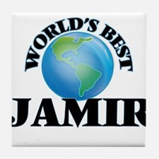 World's Best Jamir Tile Coaster