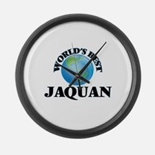 World's Best Jaquan Large Wall Clock