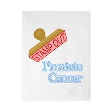 Prostate Cancer Twin Duvet
