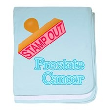 Prostate Cancer baby blanket