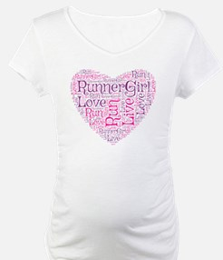 RunnerGirl Heart Shirt