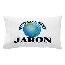 World's Best Jaron Pillow Case