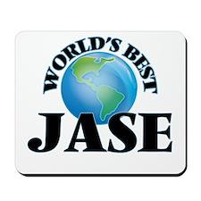 World's Best Jase Mousepad