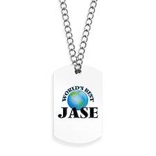 World's Best Jase Dog Tags