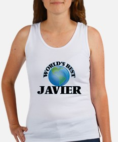 World's Best Javier Tank Top