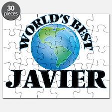 World's Best Javier Puzzle