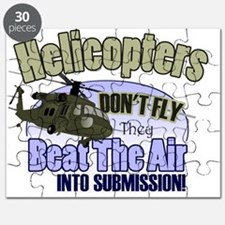 Helicopters Don't Fly Puzzle