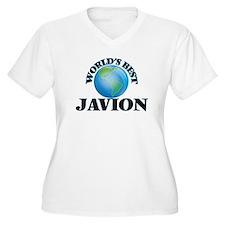 World's Best Javion Plus Size T-Shirt