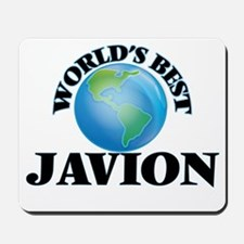 World's Best Javion Mousepad