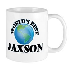 World's Best Jaxson Mugs