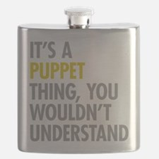 Its A Puppet Thing Flask