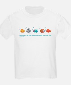 One Fish, Two Fish T-Shirt