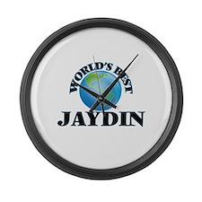 World's Best Jaydin Large Wall Clock