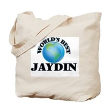 World's Best Jaydin Tote Bag