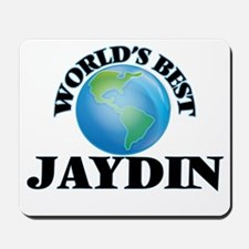 World's Best Jaydin Mousepad