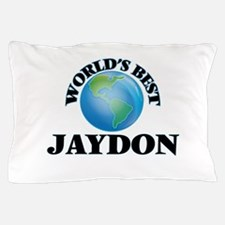 World's Best Jaydon Pillow Case