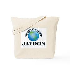 World's Best Jaydon Tote Bag