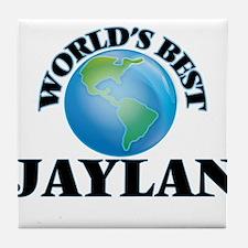 World's Best Jaylan Tile Coaster