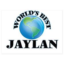 World's Best Jaylan Invitations