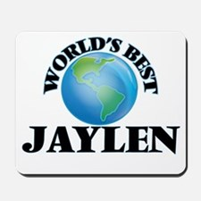 World's Best Jaylen Mousepad