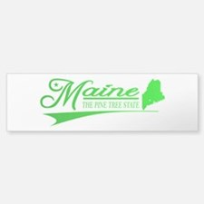 Maine State of Mine Bumper Bumper Bumper Sticker
