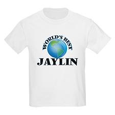 World's Best Jaylin T-Shirt