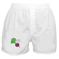 Nothing Beats Radish Boxer Shorts