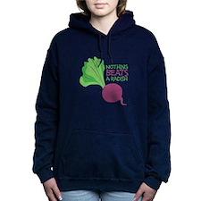 Nothing Beats Radish Women's Hooded Sweatshirt