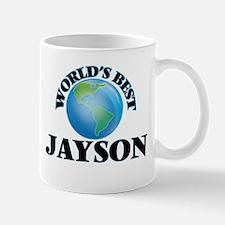 World's Best Jayson Mugs