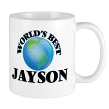 World's Best Jayson Mugs