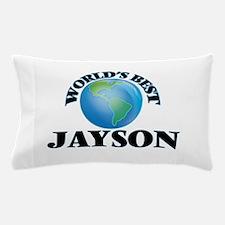 World's Best Jayson Pillow Case