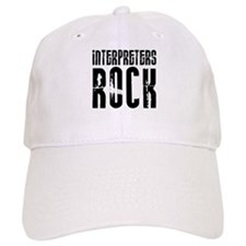 Interpreters Rock Baseball Cap