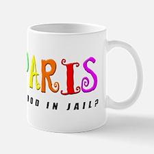Hey Paris Small Small Mug