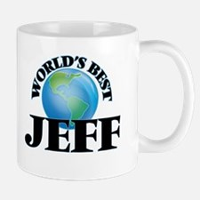 World's Best Jeff Mugs