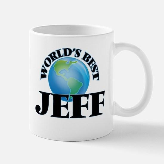 World's Best Jeff Mugs
