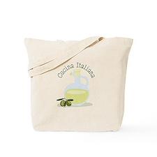 Cucina Italiana Tote Bag