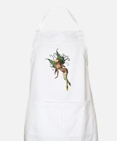 Green Wing Fairy BBQ Apron