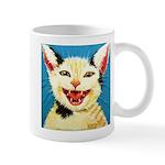 One Cat Laughing Mug
