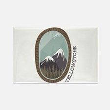 Yellowstone National Park Magnets
