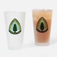Grand Teton Drinking Glass