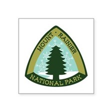 Mount Rainer Sticker