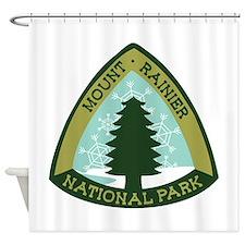 Mount Rainer Shower Curtain