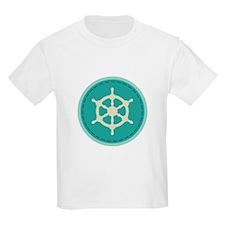 Boat Wheel T-Shirt
