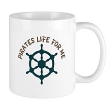 Pirates Life Mugs