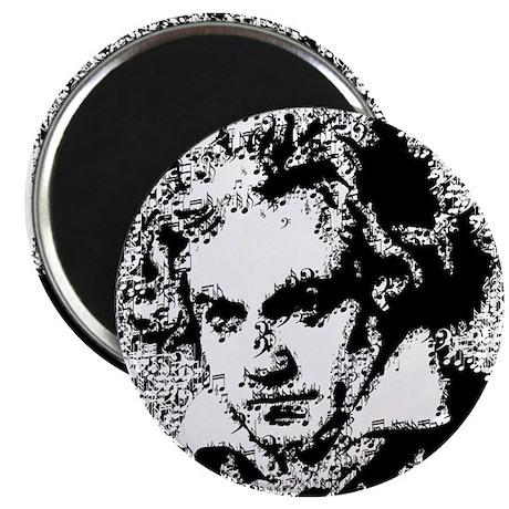 "Beethoven 2.25"" Magnet (10 pack)"