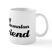 Guatemalan Boy Friend Small Mug