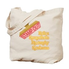 Reflex Sympathetic Dystrophy Syndrome Tote Bag