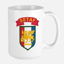 Southern European Task Force (SETAF) Mugs