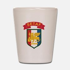 Southern European Task Force (SETAF).pn Shot Glass